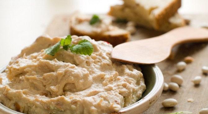Рецепты с хумусом. Арабская кухня.