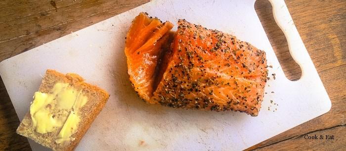 Как засолить лосось или семгу самостоятельно.