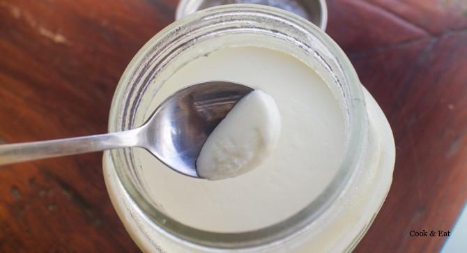 как сделать домашний йогурт2