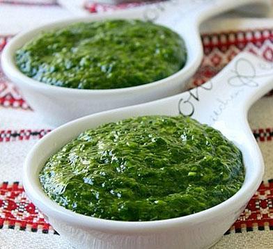 Кухня Египта: суп молохея. Загадочное зеленое и очень вкусное блюдо.