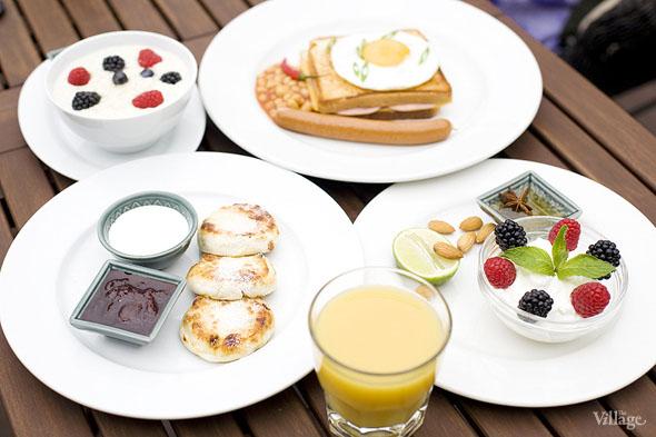 Москва: где позавтракать, если ты не жаворонок.