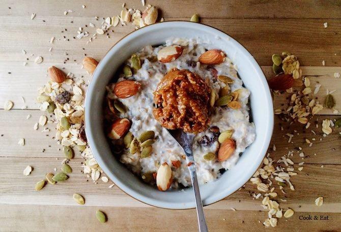 Бирчер мюсли — новый способ быстро и вкусно позавтракать.